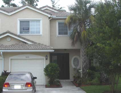 coconut creek townhome for sale